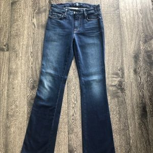 7 For All Mankind Skinny Bootcut Jeans